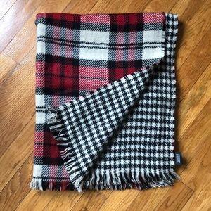 Reversible Steve Madden Blanket Scarf
